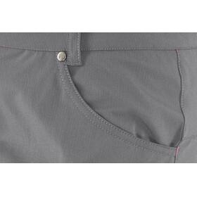North Bend Loyal korte broek Dames grijs